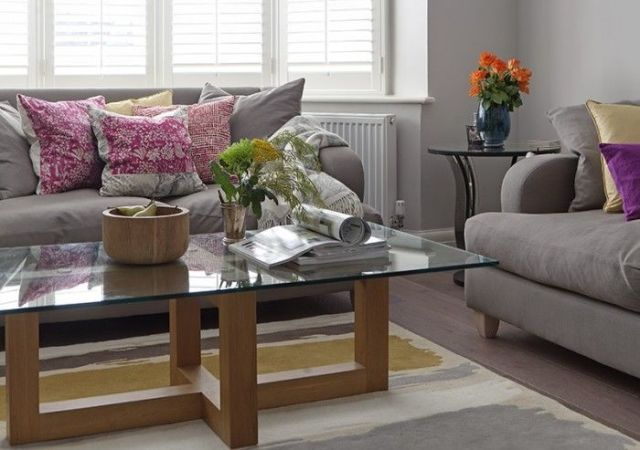 Photgraphy: Fiona Walker Arnold. This Light And Spacious 1930s House ...