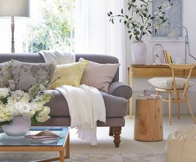 neutral living room design.  Top Pin Of The Day A Gorgeous Neutral Living Room