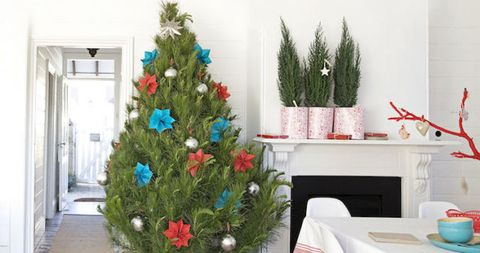 potted christmas tree - Christmas Tree Com