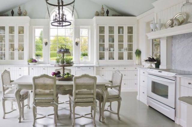 Was Ist Shabby Chic how to design a shabby chic kitchen