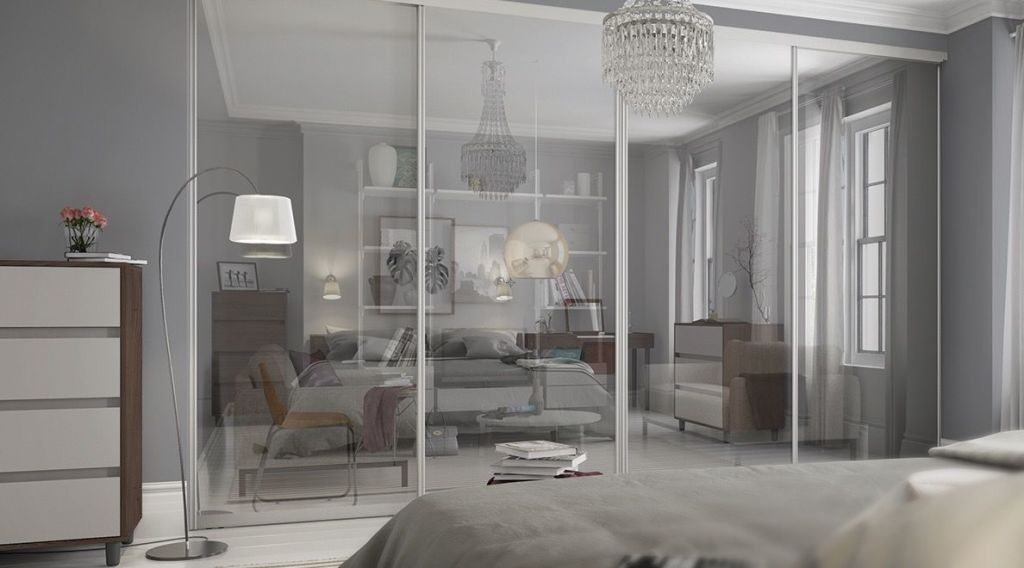 Superieur Glass Room Divider