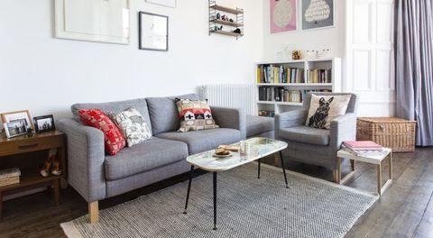 hogarth living room