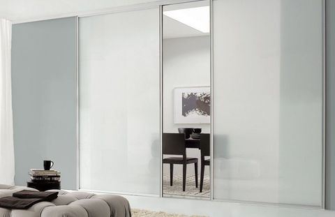 Slide your way to a whole new space with this room divider idea