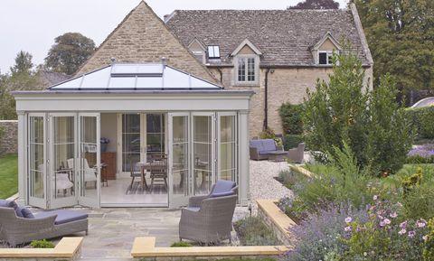 Conservatory Stone House