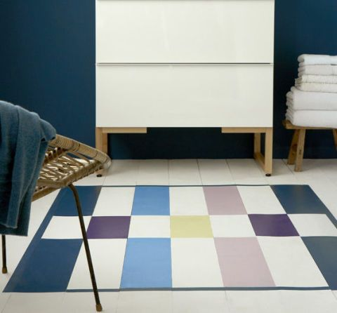 Step By Step Guide To Beautiful Painted Floors