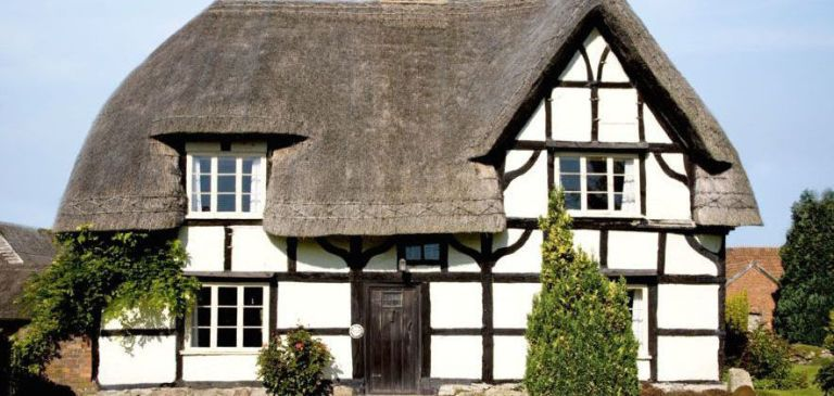 Attractive Homes Through The Ages Tudor House