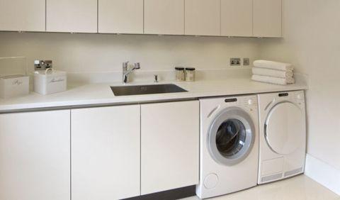 plumbing-in-a-washing-machine