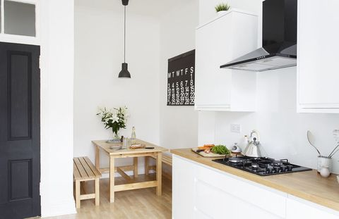 A Touch Of Fashion Flair Has Transformed This Glasgow Flat