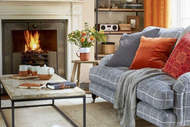 High Quality Living Room Design Ideas Fireplace