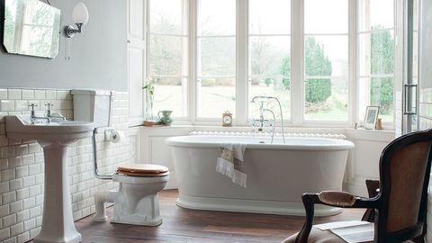 Bathroom Design Edwardian