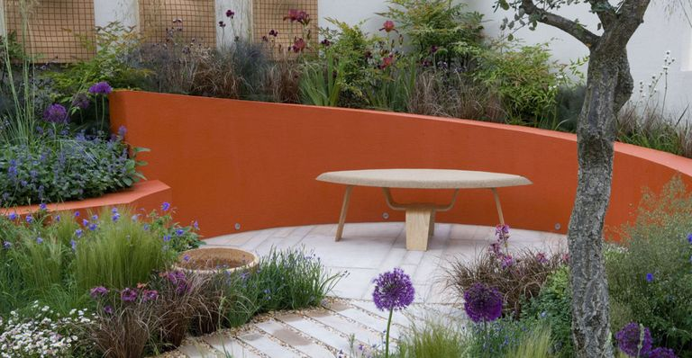 garden design ideas modern garden - Garden Design Ideas