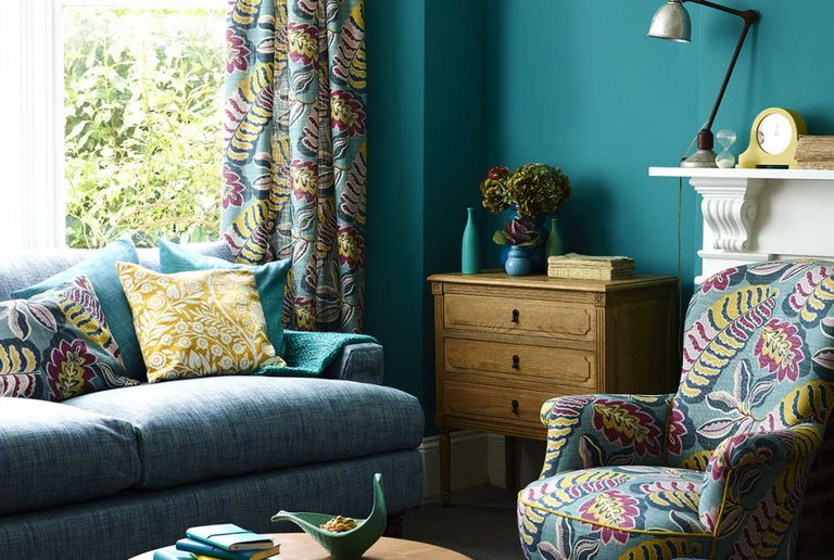 5 bold decorating ideas for small spaces