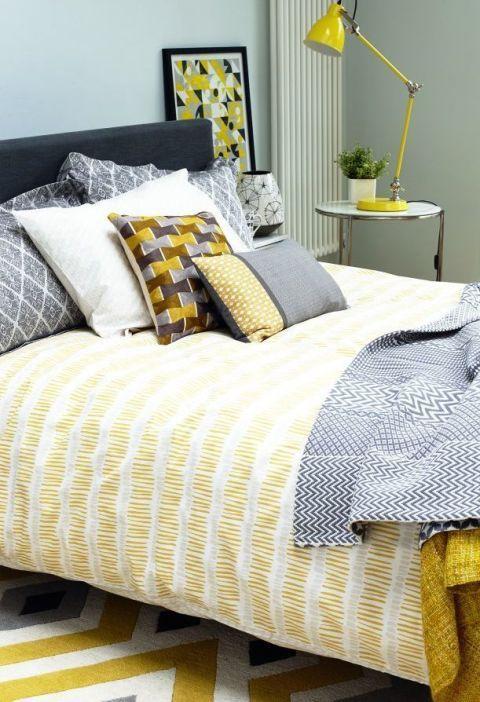 Beautiful Bedrooms Yellow