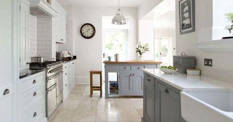 traditional-kitchen-garden-view