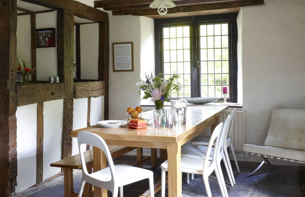 Tudor House Dining Area
