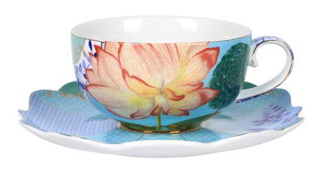 teacups-bold-floral