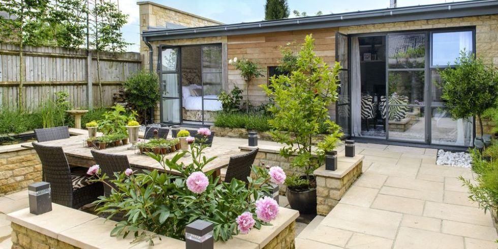 A small garden redesign for Redesign your garden