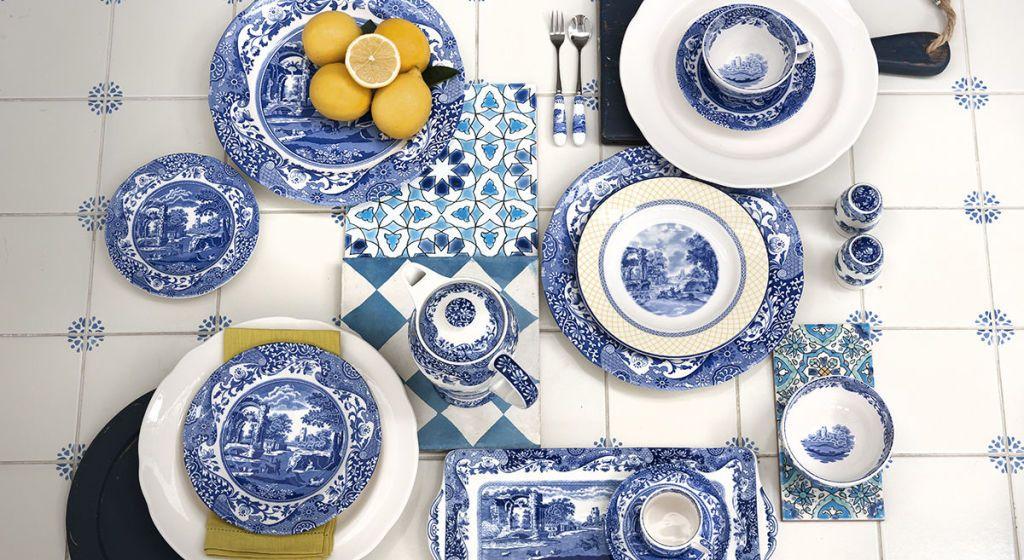 blue-italian-collection  sc 1 st  House Beautiful & Blue Italian: A love affair thatu0027s lasted 200 years