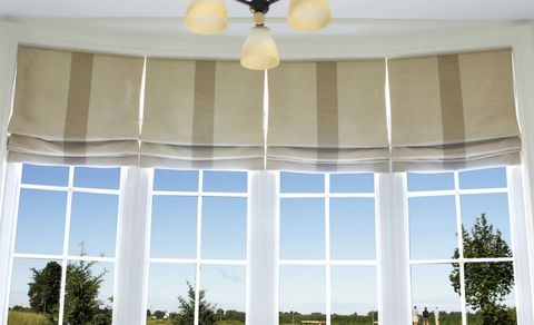 Drapery-windows-roman-blinds