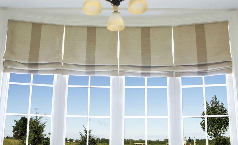 Roman blinds sash windows and interior doors diy projects to drapery windows roman blinds planetlyrics Gallery