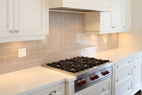 North American Home Kitchen Tiles