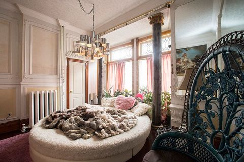 The Darling Mansion in Canada listed on Airbnb