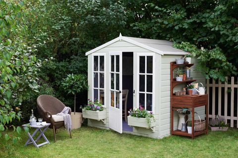 National Shed Week How To Decorate Your Garden Shed Magnificent How To Decorate Your Garden