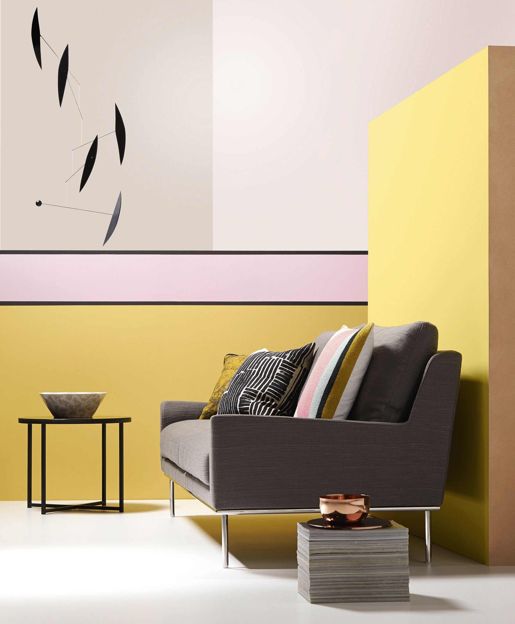 Colour confident: this summer\'s must-have paint shades