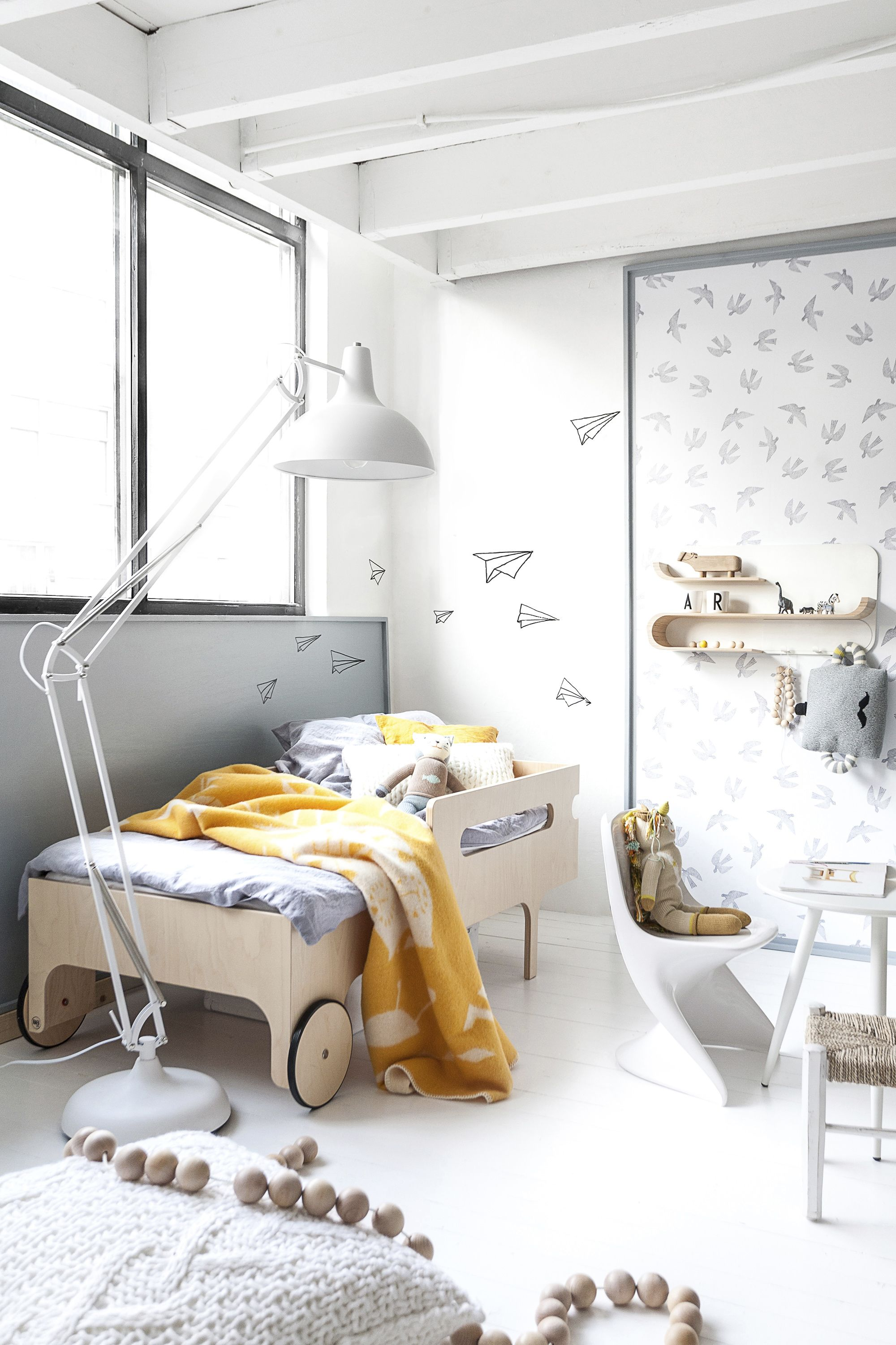 Children's and toddler bedroom ideas