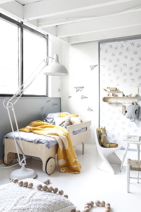 Amelia S Room Toddler Bedroom: Children's Rooms: Stylish Bedroom Ideas For Toddlers