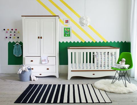 John Lewis children's cot bed
