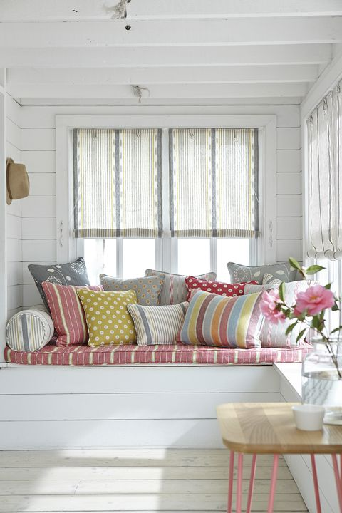 Vanessa Arbuthnott space-saving window seat in living area