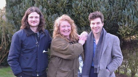 One To Watch Charlie Dimmock Teams Up With The Rich