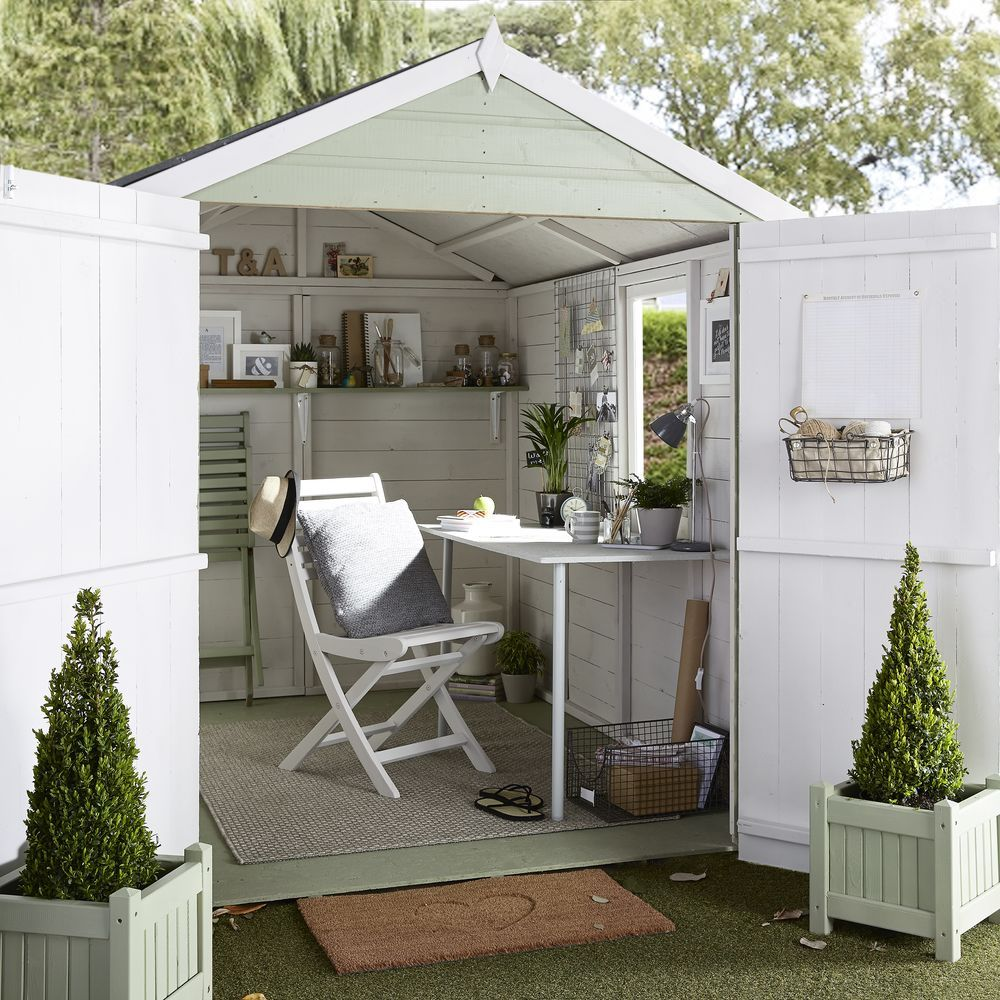Conservatories, Garden Rooms And Sheds: Space Saving Solutions And Storage  Ideas