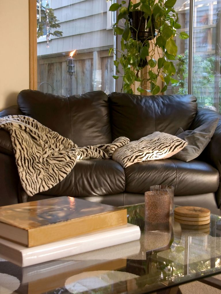 Leather Sofa Stain How To Clean Leather Sofa With Vinegar