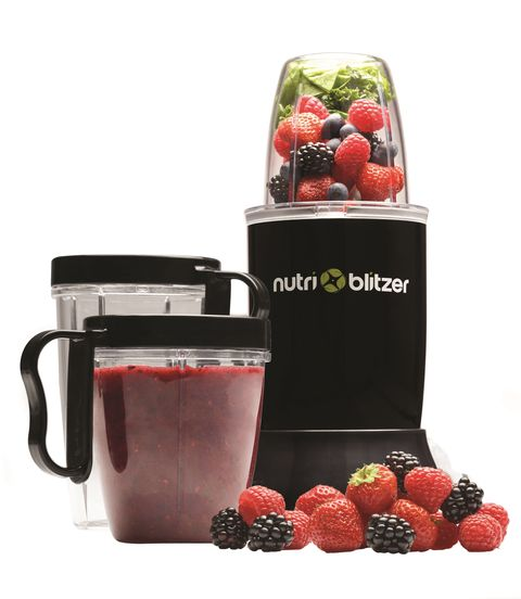 The Nutri Blitzer™  11 piece set £59.99 JMLdirect.com, black