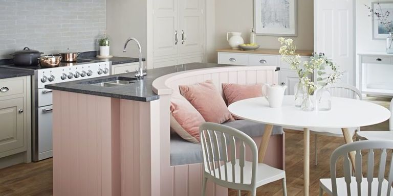 artisan kitchen in blush from john lewis of hungerford - Utility Room Design Ideas