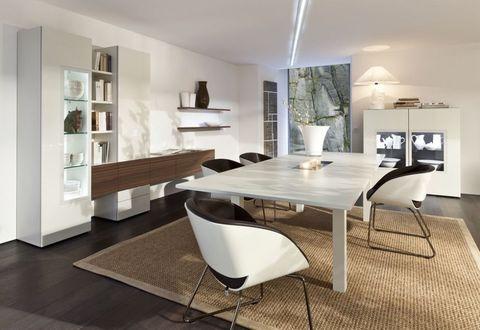 Hulsta custom-designed dining area