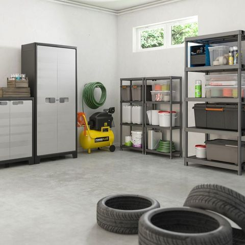 Flexi-store storage units from B&Q