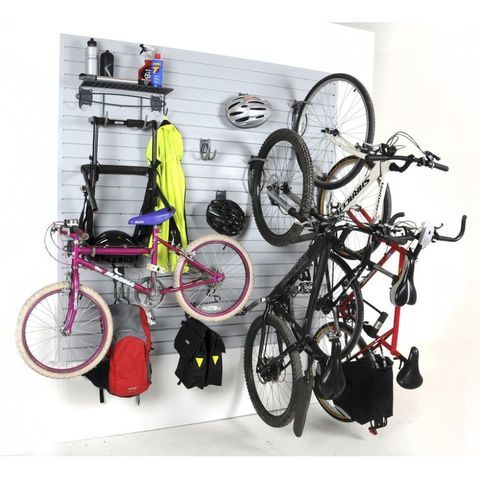 Bike wall rack from Big Dug
