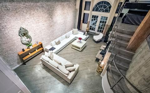 Huge Park Avenue Luxury Loft in New York