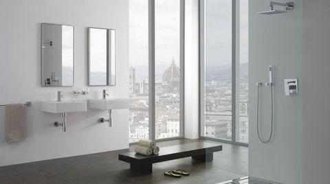 Minimalist bathroom - Hugo Oliver