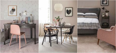 House Beautiful S Carpet Collection At Carpetright