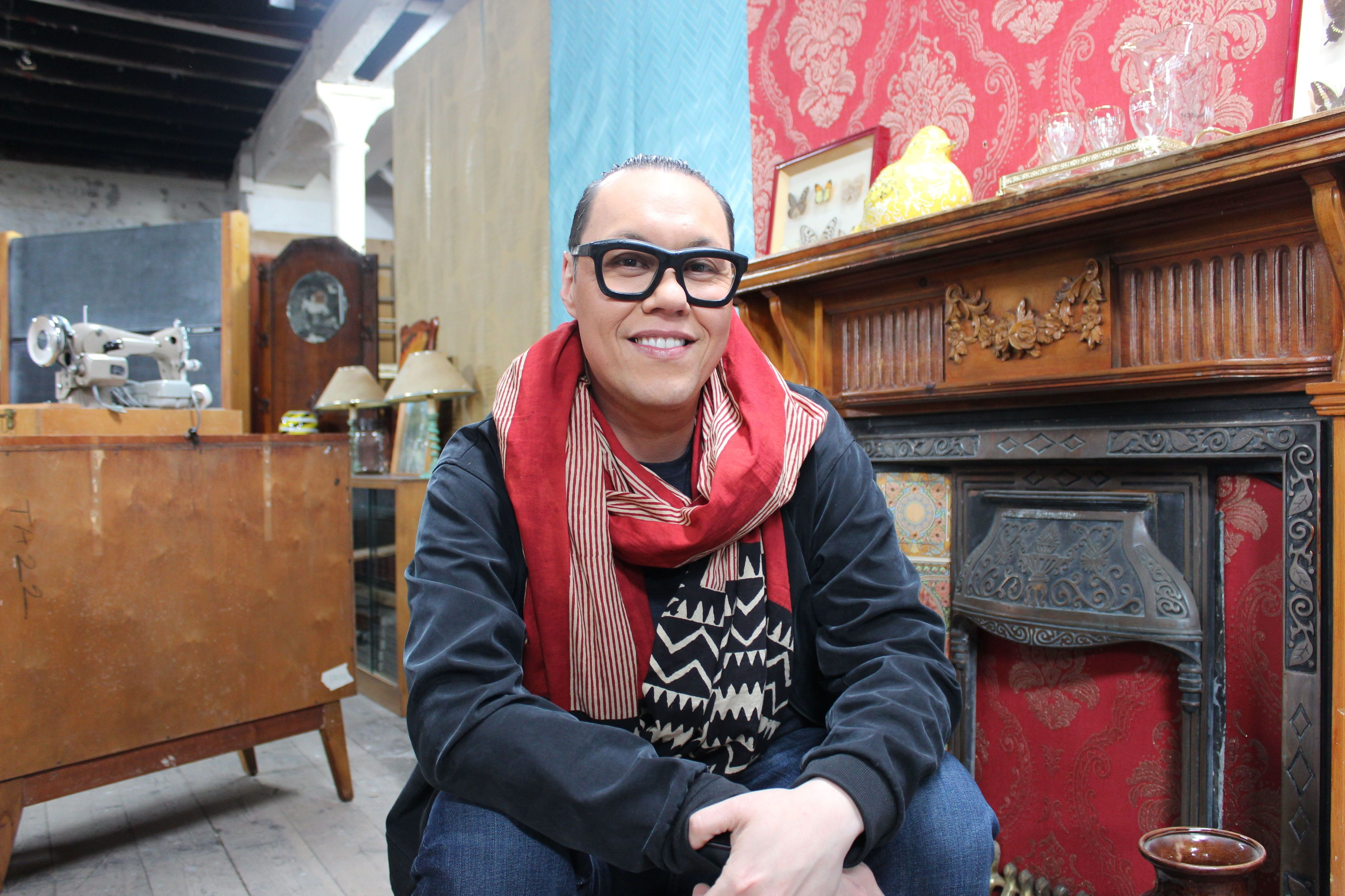 Dating show with gok wan style