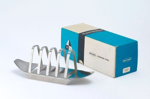 Robert Welch Campden Toast Rack 60th Anniversary Re Issue With Original Packaging Stainless Steel