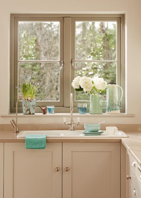 Кухонная мойка Wood Window Alliance