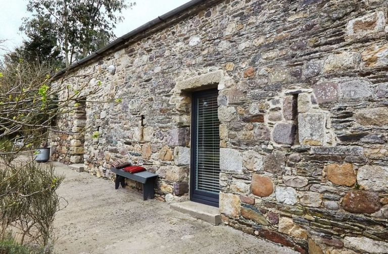 A converted two bedroom stone barn near the village of inistioge in county kilkenny