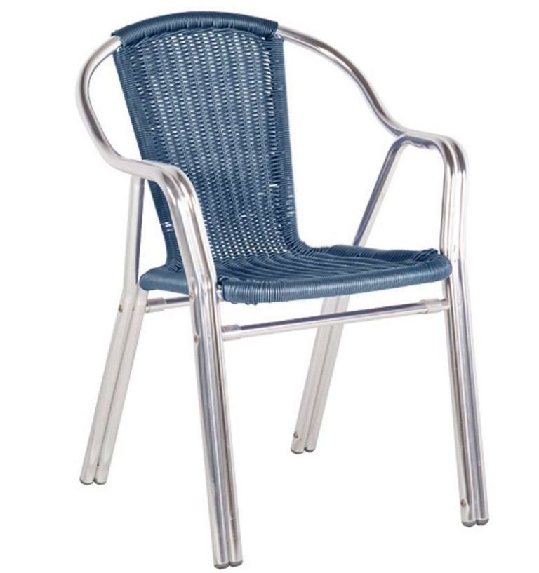 Sol Bistro Cappuccino Stackable Chair, House Of Fraser