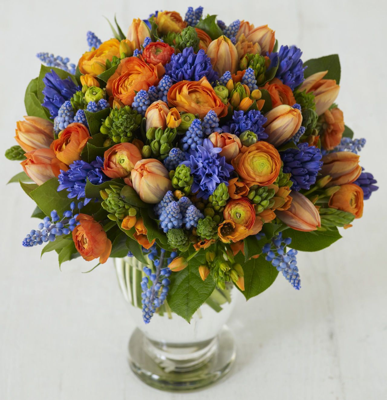 House Beautiful & 5 tricks for a perfect flower arrangement
