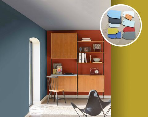 Denim Drift Named As Dulux S 2017 Colour Of The Year